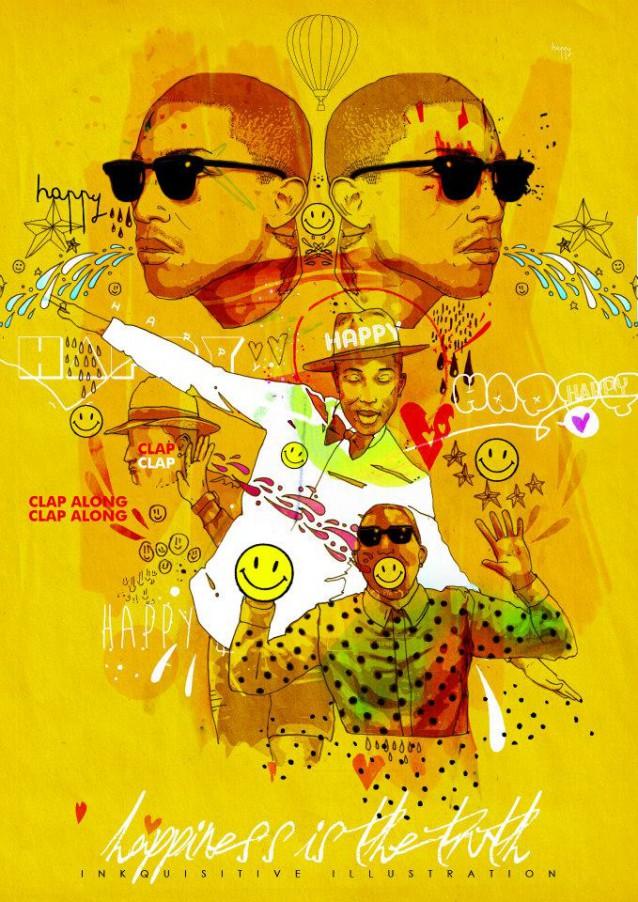 Pharrell Williams* Pharrell·/ Busta Rhymes - Frontin / Light Your A** On Fire